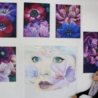 Yasmeen Olya's Visual Art